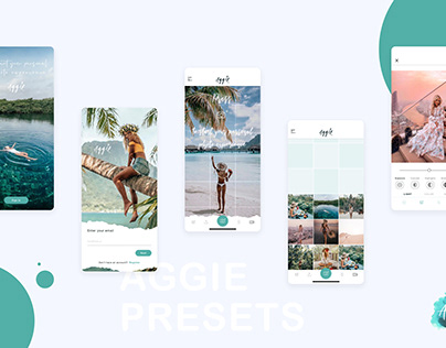Presets and photo edit app