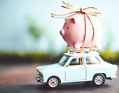 Little Pink Piggy Bank