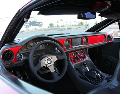 Local Motors Rally Fighter Gen 2 Interior