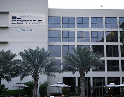 Influencer Work | Centro Sharjah, UAE
