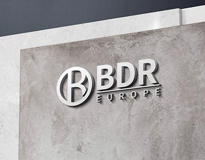 BDR Europe Logo Showcase (Successful Logo)