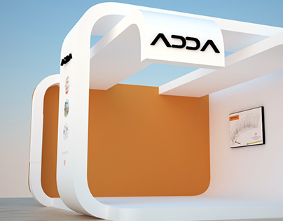 ADDA 3D STEND