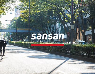2017: Web / sansan