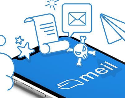 Mail app- Meil