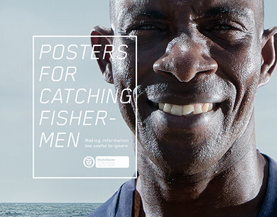 POSTERS FOR CATCHING FISHERMEN | Minambiente