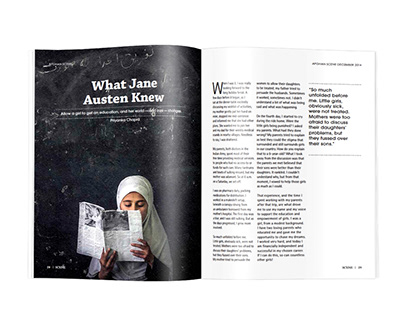 Afghan Scene Magazine | 2008 - 2015