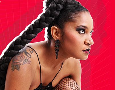 Preview do carnaval com Larissa luz + infocase