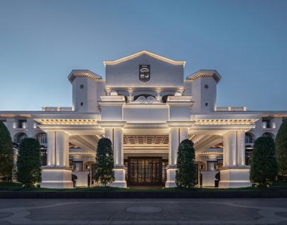 Suning Zhongshan Golf Resort, Nanjing by CCD