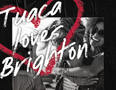 Tuaca loves Brighton