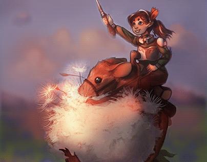 Fighting Fairy
