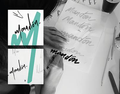 Mandon | Brand identity