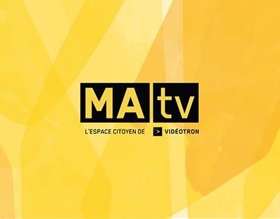 Branding and Graphic Design - MAtv