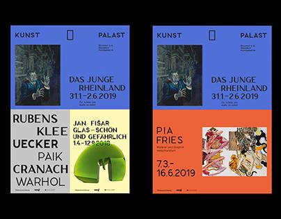Museum Kunstpalast - Branding