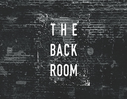 Cutler + Smith: The Back Room | Branding