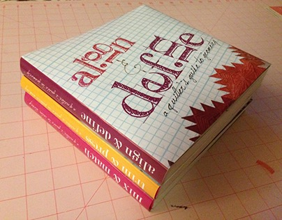 Quilting Book Covers