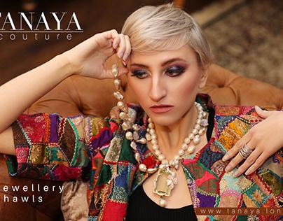 jewelry shoot and Design for Tanaya