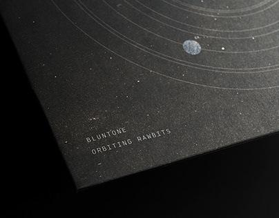 Bluntone - Orbiting Rawbits LP