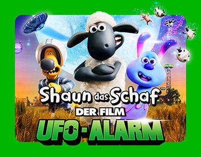 A Shaun the Sheep Movie: Farmageddon - Digital Ads