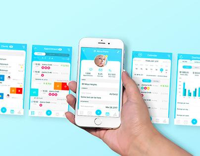 Stylist planner app
