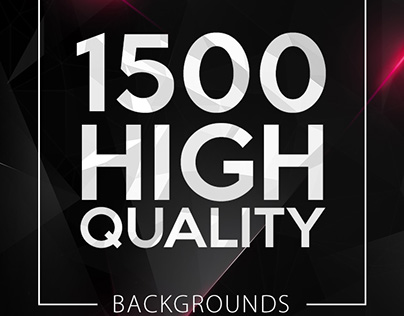 Universum Bundle 1500 High Quality Backgrounds