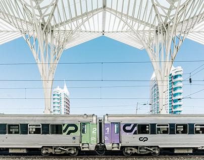 Estacion de Oriente, Lisboa