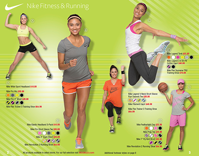 Modell's Women's and Kid's Direct Mailer