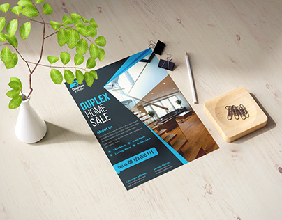 Real Estate Flyer | Property Flyer
