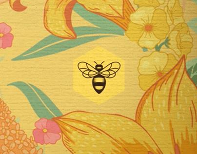 Burt's Bees Balm Commercial Art