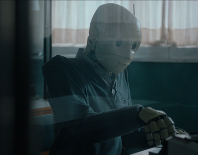 Cinemark-Hoyts: Robot