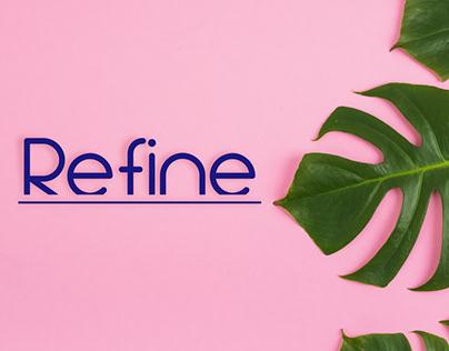 Refine cosmetics