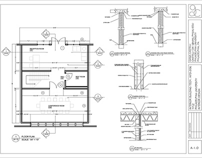 Interior Building Tech: Construction Documents