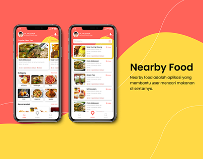 Nearby food