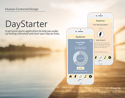 DayStarter | Human-Centered Design