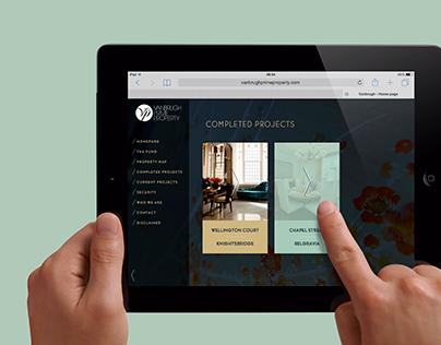 Vanbrugh Prime Property Website