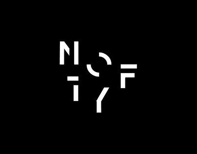 Motyf: Typography in Motion Festival.
