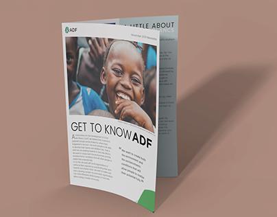 ADF November 2019 Newsletter