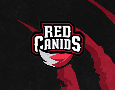 Red Canids   Jersey