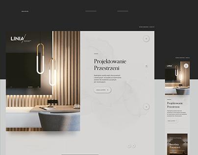 Linia | Web Design