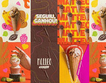 DIA DO SORVETE | MATTEO GELATO CRIATIVO