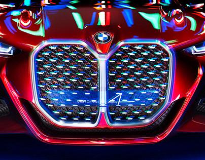 BMW CONCEPT 4 - SIMON PUSCHMANN
