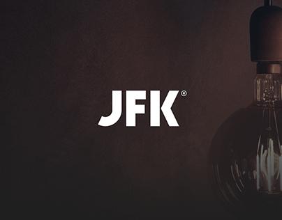JFK — Branding & Web