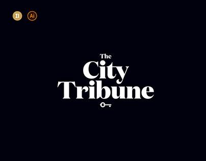 CITY TRIBUNE ILLUSTRATION