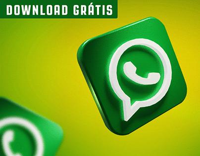 WhatsApp 3D - Baixe Grátis