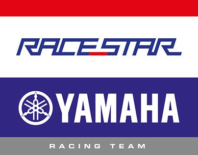 Race Star Yamaha - Team Identity