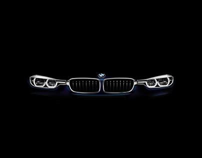 BMW USA Website Concept
