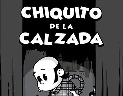 Poster Chiquito de la Calzada