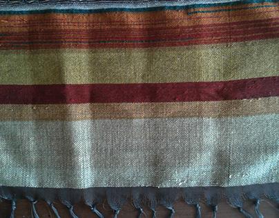 Study on Weaving