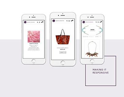 e-commerce RV