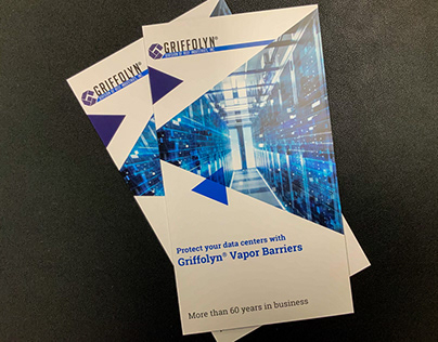 Griffolyn® Vapor Barrier Trifold