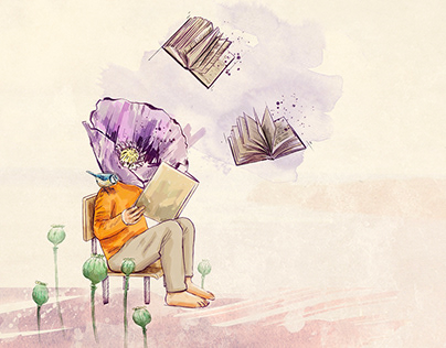 Reading is a pleasure